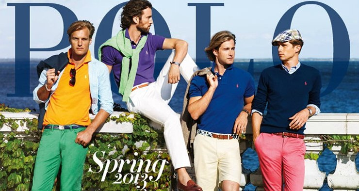 Polo Ralph Lauren Spring/Summer 2013