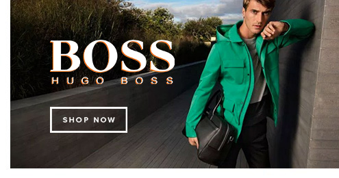 New Hugo Boss