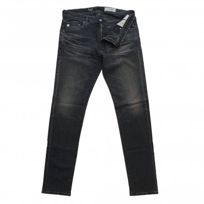 AG Jeans Adriano Goldschmied Grey Wash 'Dylan' Jeans