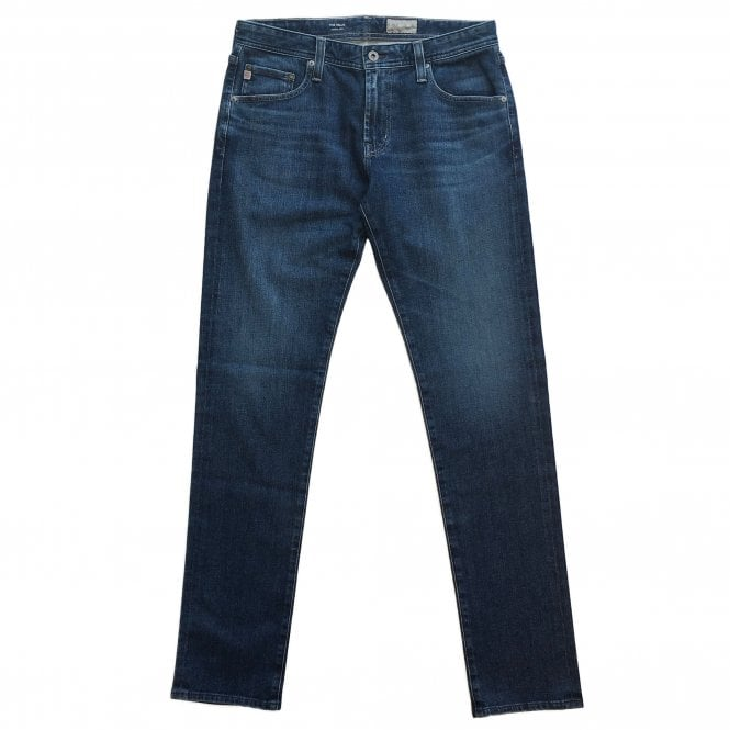 AG Jeans Adriano Goldschmied Mid Wash 'Tellis' Jeans