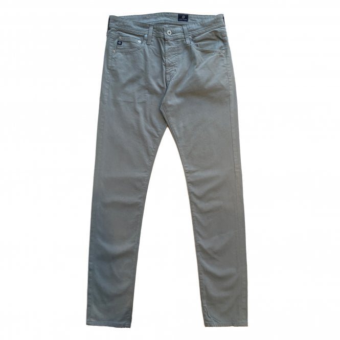 AG Jeans Adriano Goldschmied Grey 'Stockton' Jeans