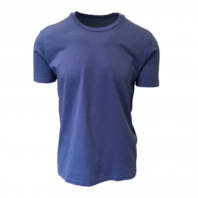 Altea Blue Crewneck T-Shirt