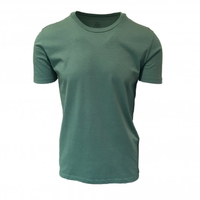 Altea Green Crewneck T-Shirt