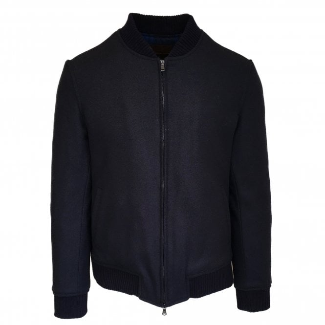 Altea Navy Bomber Jacket