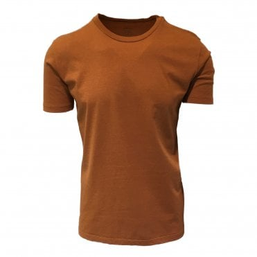 Altea Orange Crewneck T-Shirt