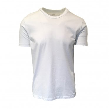 Altea White Crewneck T-Shirt