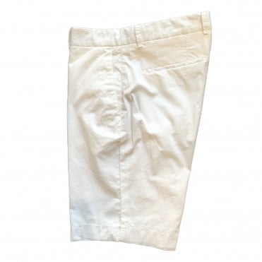 Altea White Milano Shorts