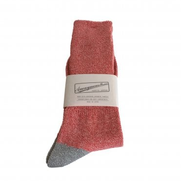 Anonymousism Red Socks