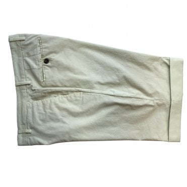 Briglia Mint Shorts with Turn-Up Finish