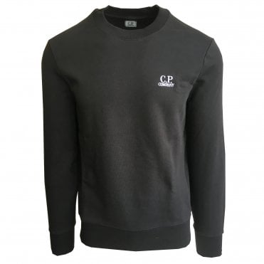 C.P. Company Black Sweat