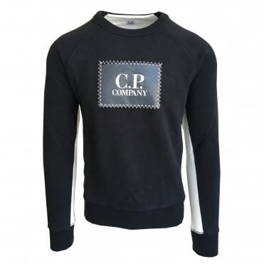 C.P. Company Black & White Sweat