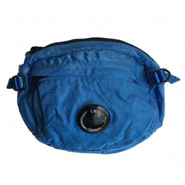 C.P. Company Blue Nylon B. Waist Bag