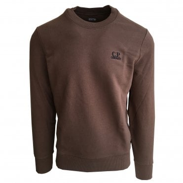 C.P. Company Brown Sweat