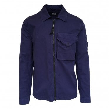 C.P. Company Dark Blue Overshirt