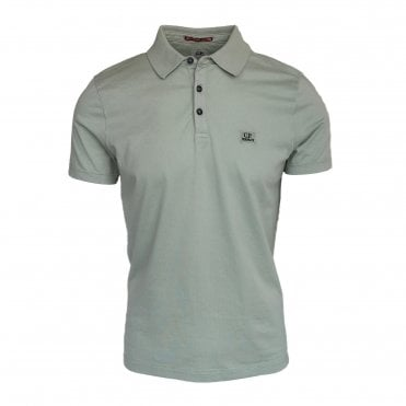C.P. Company Green Polo Shirt