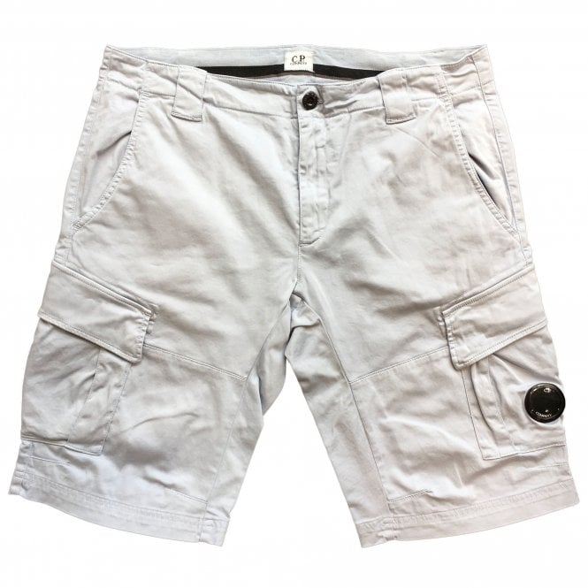 C.P. Company Ice Blue Bermuda Shorts
