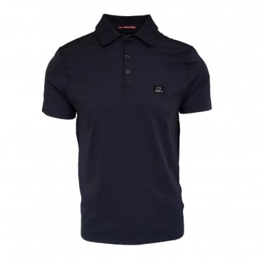 C.P. Company Navy Polo Shirt