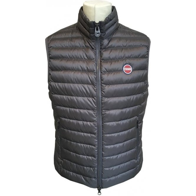 Colmar Originals Grey Down Gilet 1278 IMQ 210
