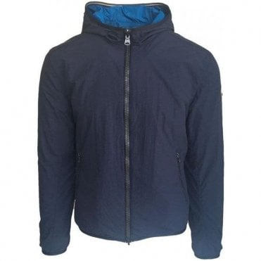 Colmar Originals Navy And Electric Blue Reversible Jacket 14324