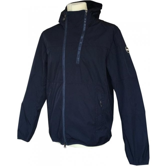 Colmar Originals Navy Hooded Jacket 1806 4rRC 68