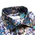 Eton Shirts Contemporary Fit Multicoloured Floral Print Shirt 33307931125