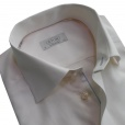 Eton Shirts Eton CONTEMPORARY FIT Single Cuff Shirt in Cream.