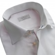 Eton Shirts Eton CONTEMPORARY FIT Single Cuff Shirt in White.