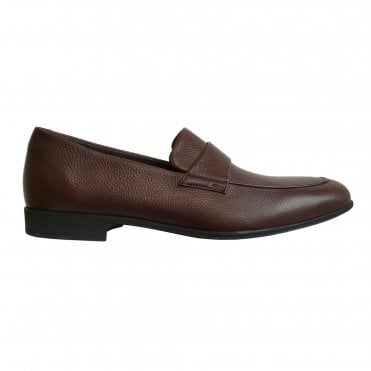 Fratelli Rossetti Chocolate Brown Loafer