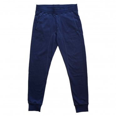 Frescobol Carioca Blue Loungewear Jogging Bottoms