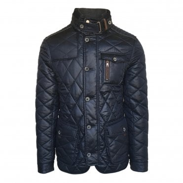 Handstitch Navy 'Kent' Jacket