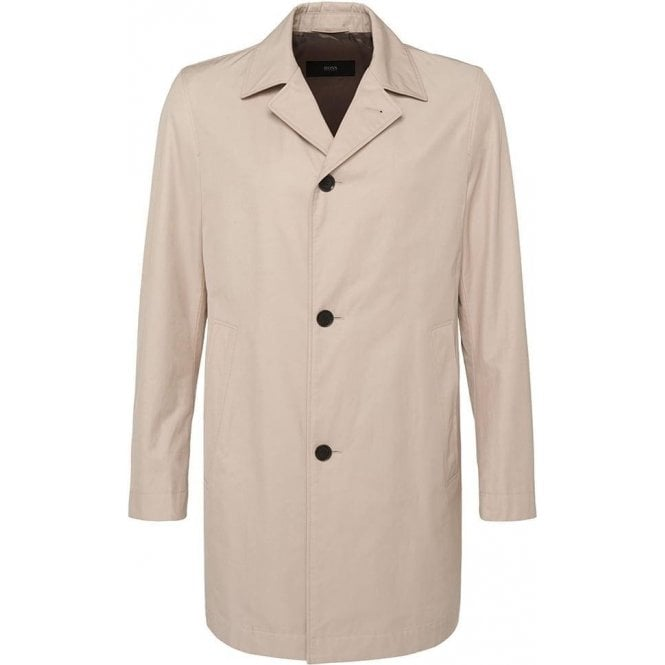 Hugo Boss DAIS8 Raincoat in Beige 50308815