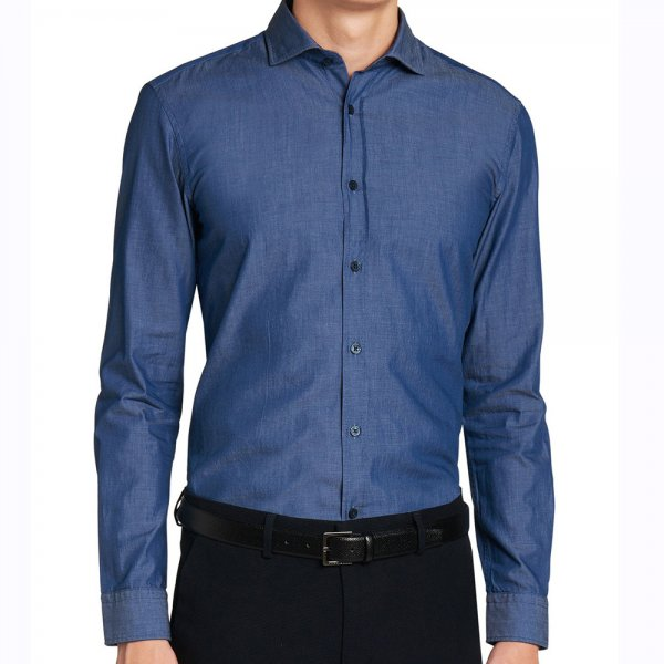 Boss Blue Shirt