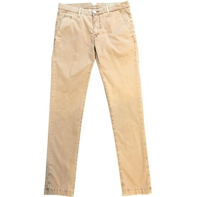Jacob Cohen Academy Light Brown Chinos BOBBY COMF 6510V-361