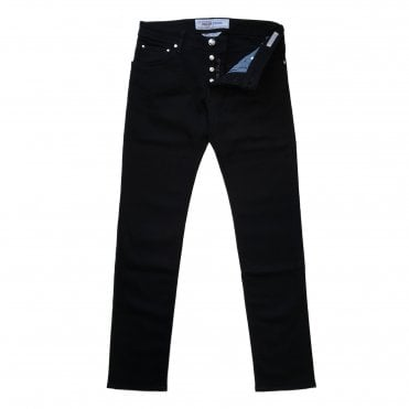 Jacob Cohen Black Denim Jean
