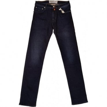 Jacob Cohen Indigo Wash Denim Jeans PW625 COMF 0514-001