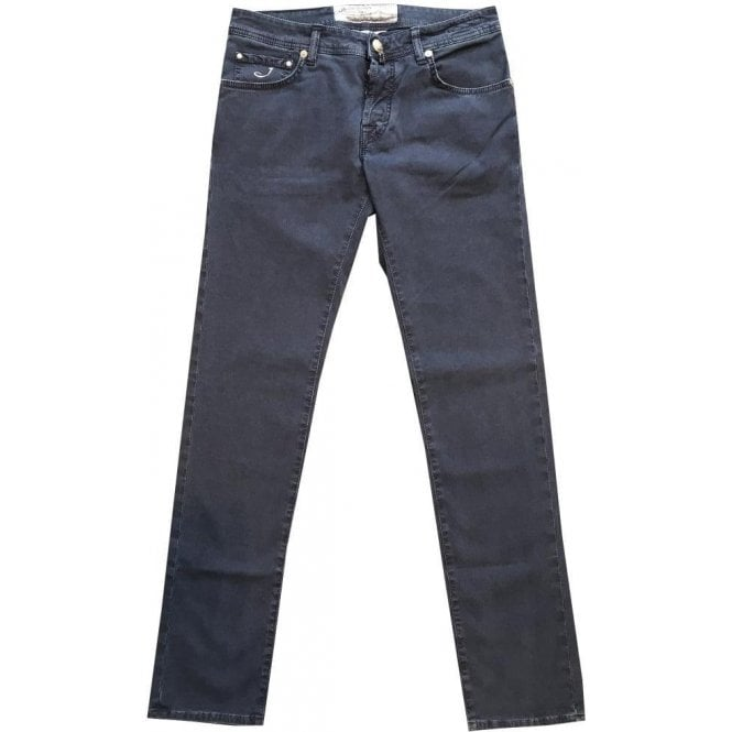 Jacob Cohen Men's Blue Jeans PW622 COMF 8785V 890