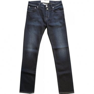 Jacob Cohen Men's Indigo Jeans PW622 COMF 00284W1-46-02