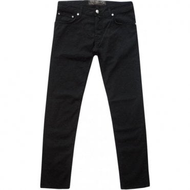 Jacob Cohen PW622 Slim Comfort Fit Jeans in Black. 08289099