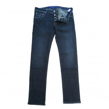 Jacob Cohen Special Edition Indigo Wash Jeans