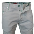 Jacob Cohen White J688 Slim Fit Stretch Jeans 06526