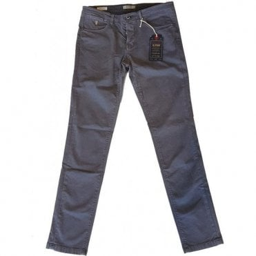 Jaggy Grey STEVE Top Slim Warm Gabardine Jeans J1885T038 R2M