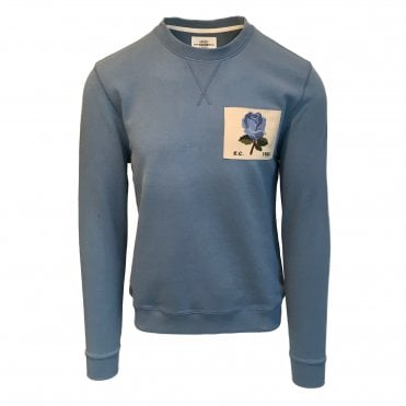 Kent & Curwen Light Blue Sweatshirt