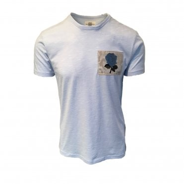 Kent & Curwen Light Blue T-Shirt