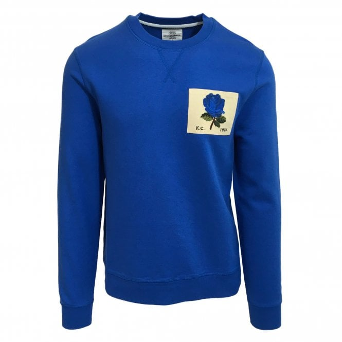 Kent & Curwen Royal Blue Sweatshirt
