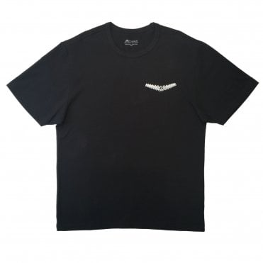 Moose Knuckles Black 'Ramsey' T-Shirt