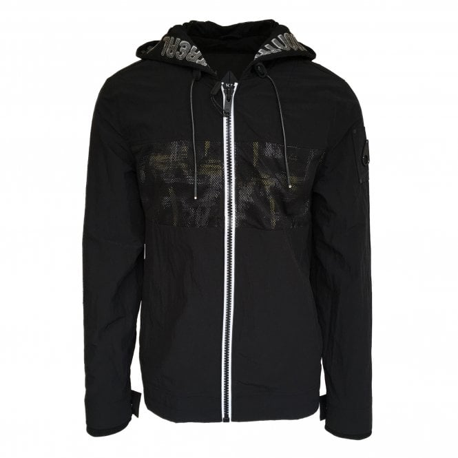Moose Knuckles Black 'Universite' Jacket