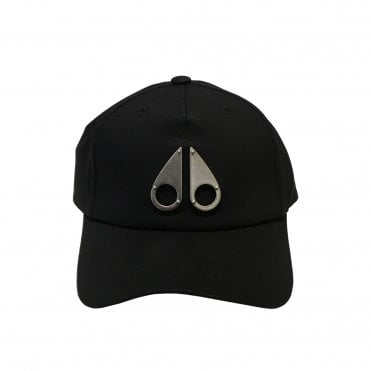 Moose Knuckles Metal Logo Cap
