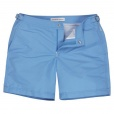 Orlebar Brown BULLDOG Classic Swim Shorts in Riviera Blue. 25375530