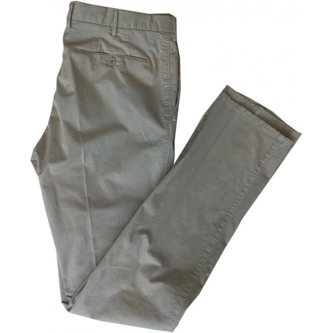 Pal Zileri Beige Regular Fit Chinos K31NA452 94260 08