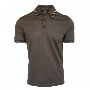 Pal Zileri Beige Soft Touch Polo Shirt